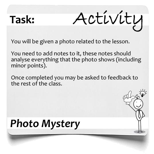 Photo Mystery