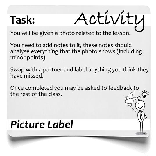 Picture Label
