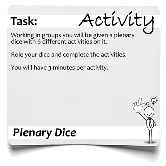 Plenary Dice