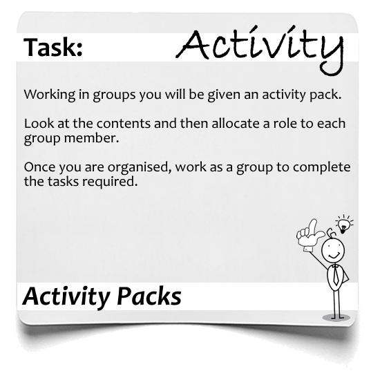 Activity Activity Packs1