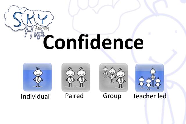 Sky High Confidence