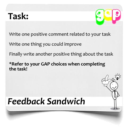 Feedback Sandwich GAP