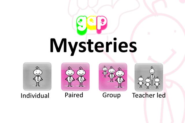 Mysteries GAP