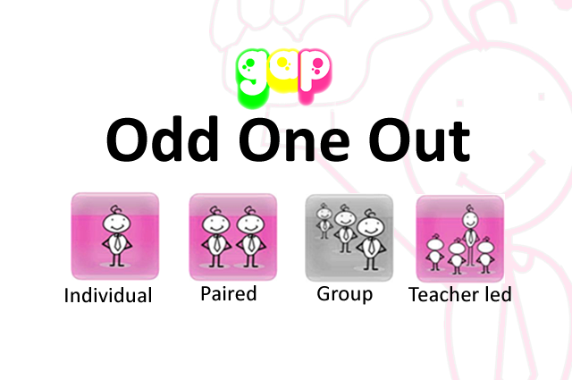 Odd One Out GAP
