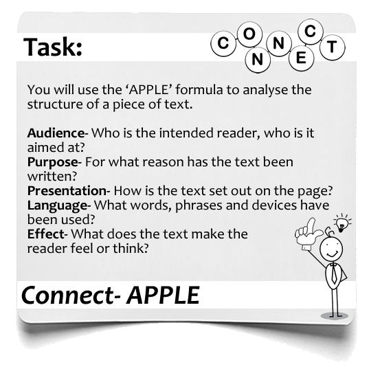 Connect APPLE