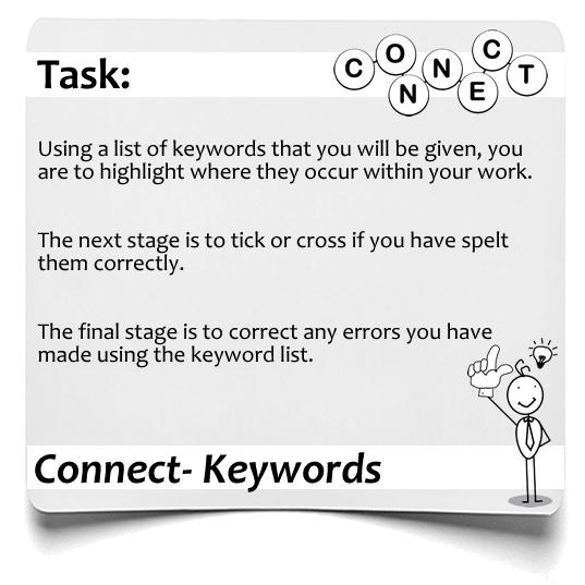 Connect Keywords