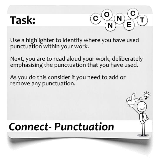 Connect Punctuation
