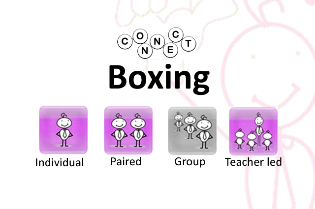 Connect- Boxing