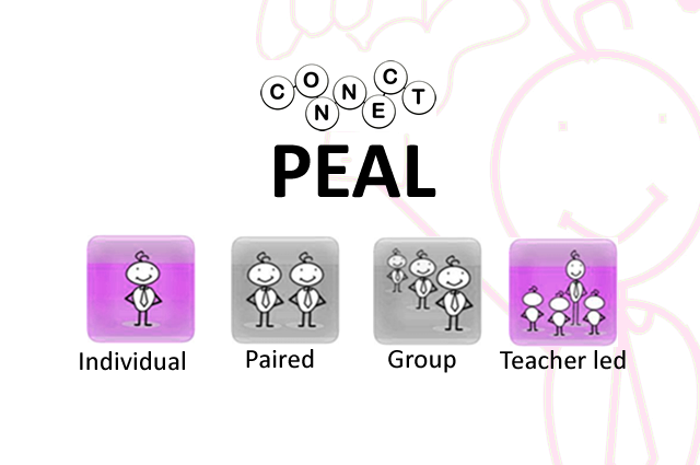 Connect- PEAL