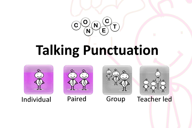 Connect- 'Talking Punctuation'