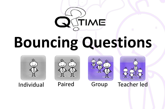 Q-Time Bouncing Questions