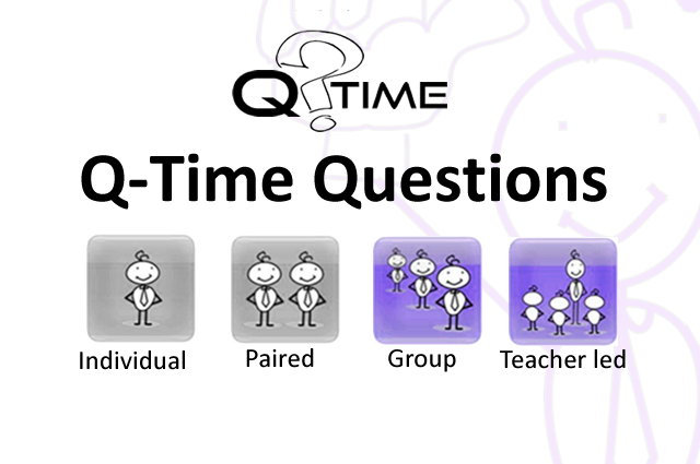 Q-Time Questioning