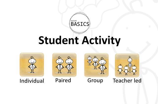 Lesson Basics- Student Activity