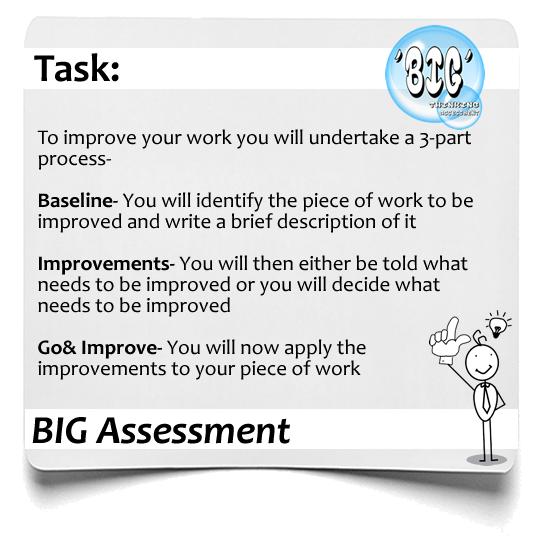 BIG Assessment BIG