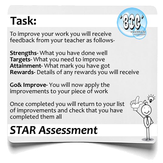 BIG Assessment STAR Assessment
