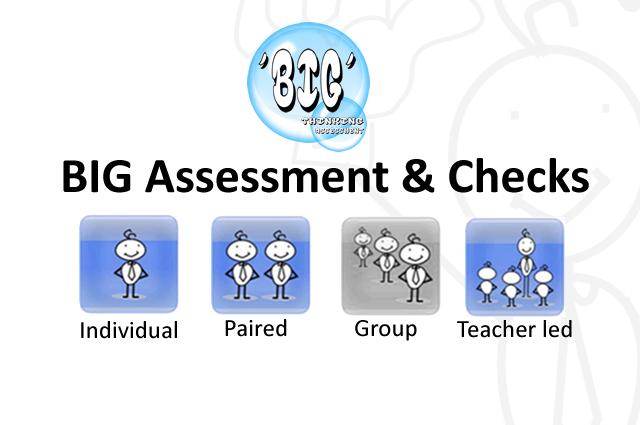 BIG Assessment and checks