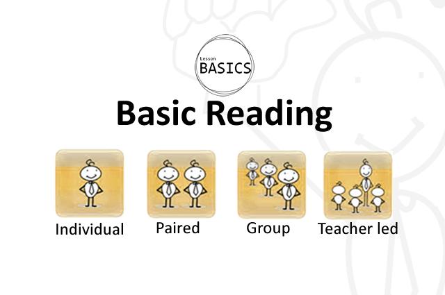Lesson Basics- Reading