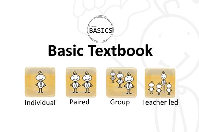 Lesson Basics- Textbook