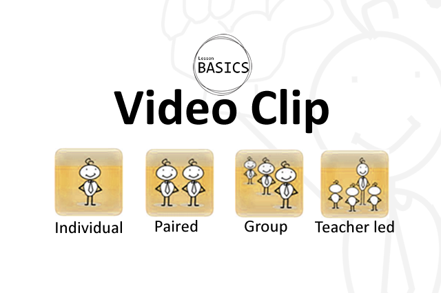 Lesson Basics- Video Clip