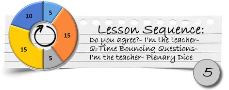 Info bar lesson 5