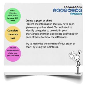 Graph Chart infographic