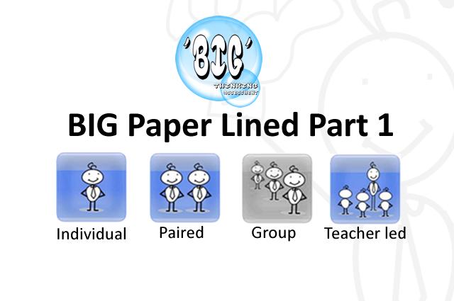 BIG Paper Pt1