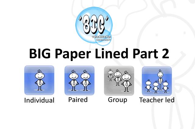 BIG Paper Pt2