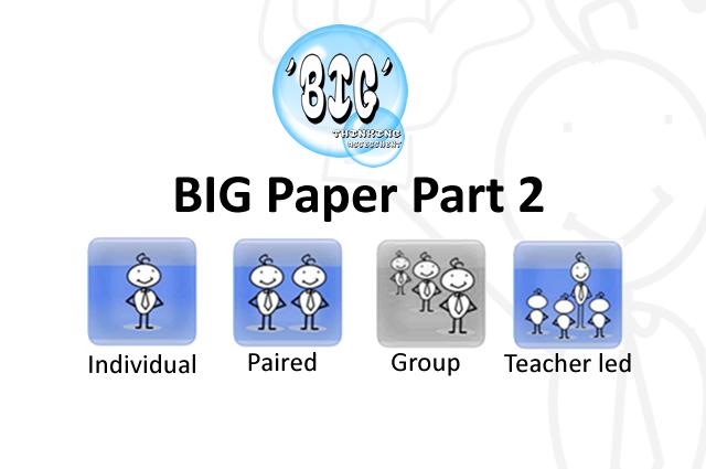BIG Assessment Checks Pt2
