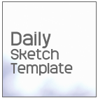 daily-sketch-template