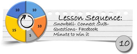 Info bar lesson 10