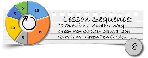 Info bar lesson 8