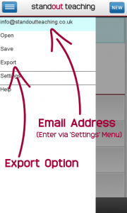 export-option